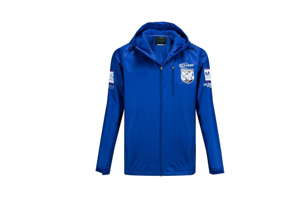 Canterbury-Bankstown Bulldogs Wet Weather Jacket 2020
