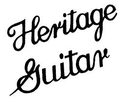 The Heritage Guitars Logo
