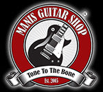 Mani's Guitar Shop - The Guitar & Bass Experts