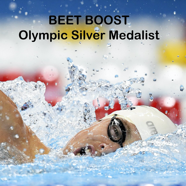 BEET BOOST Olympic Silver Medalist