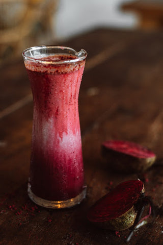 Beet Smoothies Tastes Great | NutriGardens