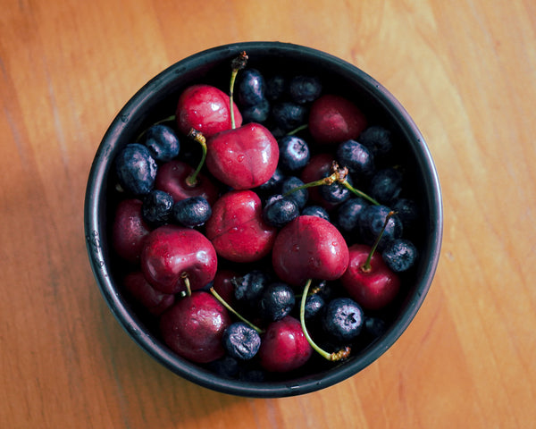 Cooking fruits - are antioxidants destroyed by heat?