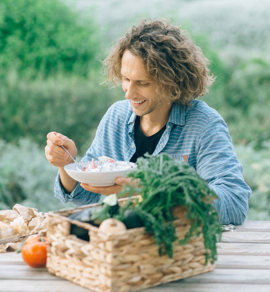 Eat vibrant foods, live a vibrant life - more energy after 50