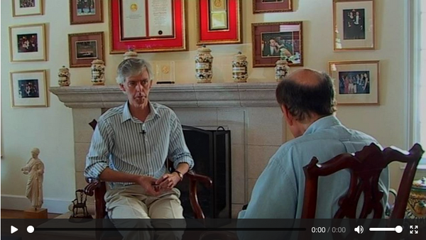 Nobel Prize Interview with Dr. Louis Ignarro