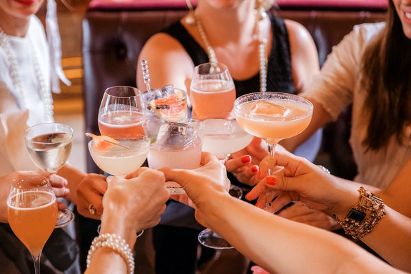 boost nitric oxide by drinking alcohol in moderation