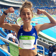 Alexi Pappas, 2016 Olympic Runner, Greece - NutriGardens