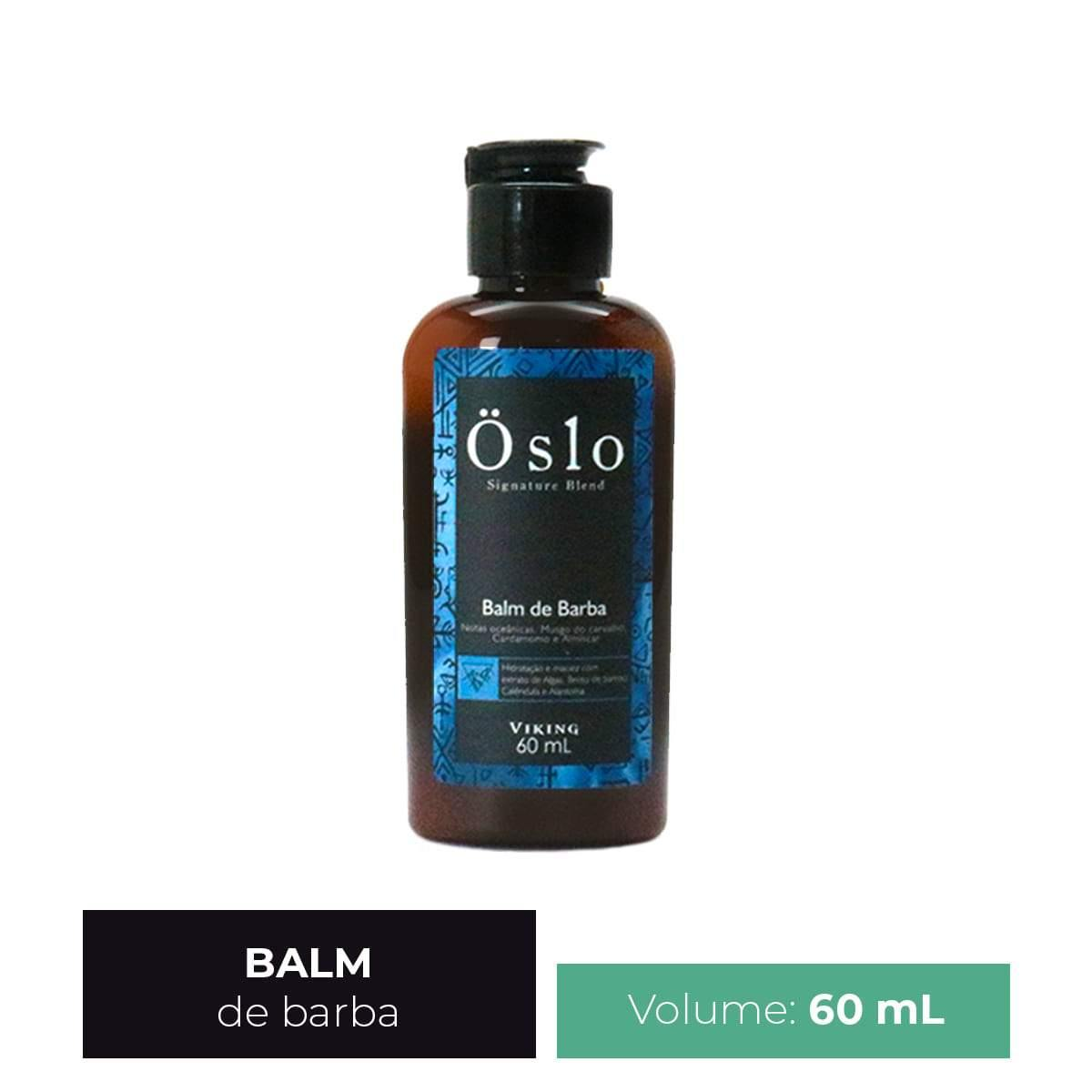 Balm de Barba Öslo by Viking 60ml