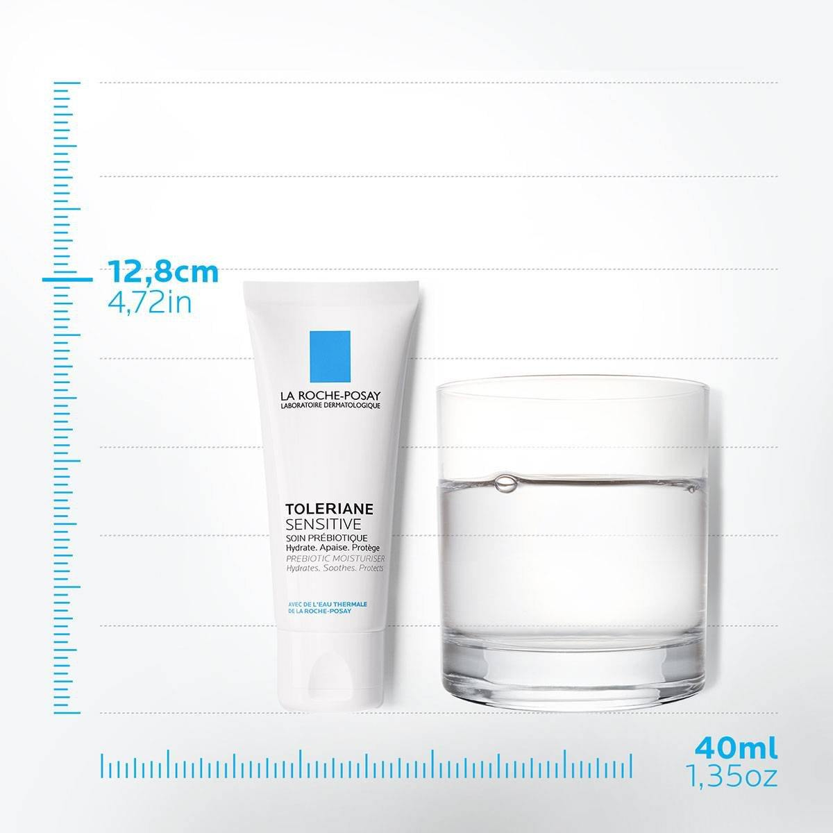 Hidratante Facial La Roche-Posay Toleriane Sensitive 40ml