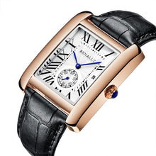 Load image into Gallery viewer, ONOLA top luxury brand classic square watch
