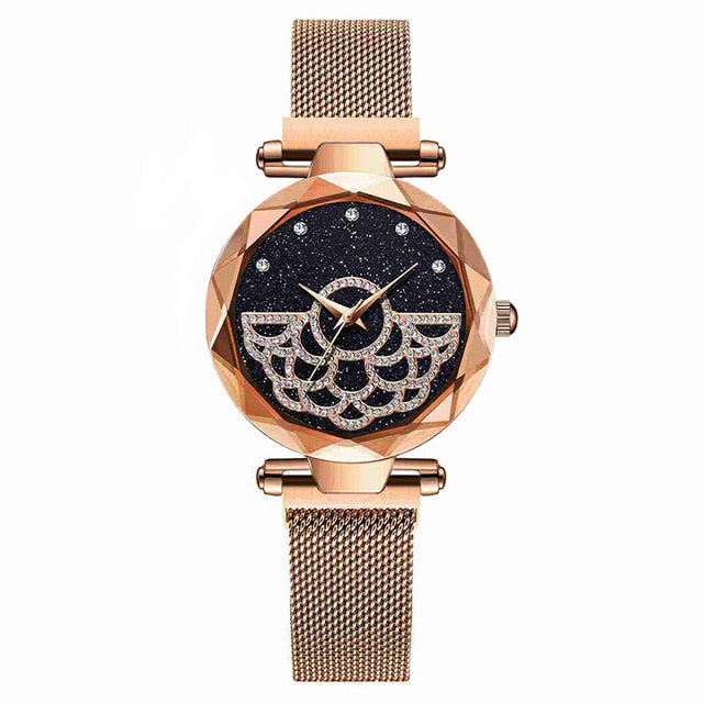 Luxury Diamond Women Watch