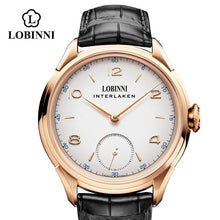 Load image into Gallery viewer, LOBINNI Seagull Men's Waterproof Watch
