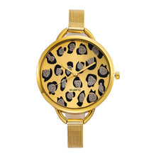 Load image into Gallery viewer, Luxury Gold Watches Women Stainless Steel Wrist Watch