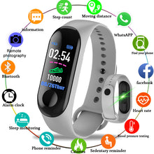 Load image into Gallery viewer, M3 Smart Sport Bracelet Wristband