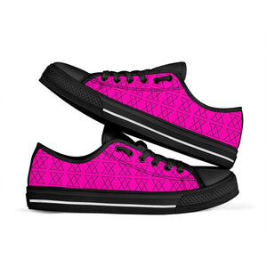 The Shufflez DragonFruit Low Tops - trendybyjoey,.com