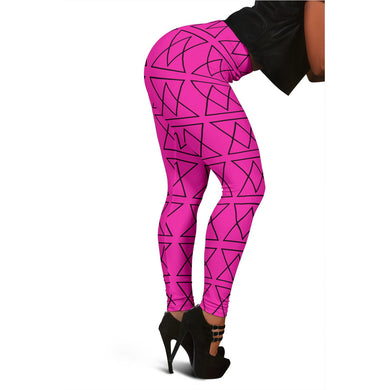 The Shufflez Dragon Fruit Tights - trendybyjoey,.com