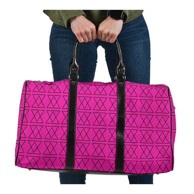 The Shufflez Dragon Fruit Travel bag - trendybyjoey,.com