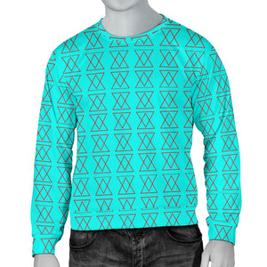 The Shufflez Men's Sweater (Ice & Fire) - trendybyjoey,.com