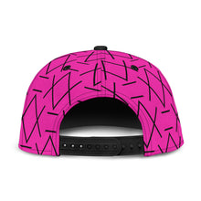 Load image into Gallery viewer, Glass Ceiling in Dragon Fruit Snap back - trendybyjoey,.com