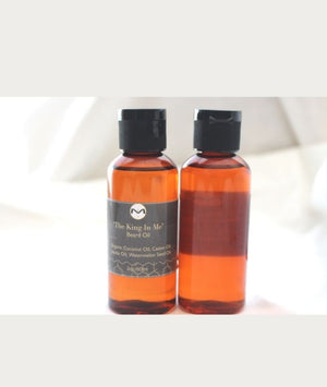 Beard Oil - The King In Me with Watermelon Seed Oil