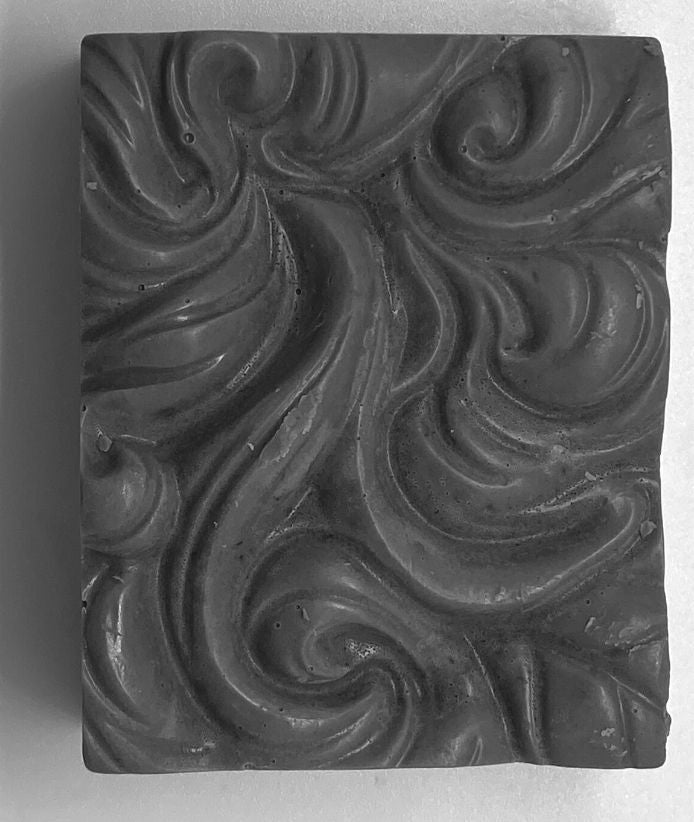 "⭐  (1) ""Valley of Waves"" Soap , Patchouli, Activated Charcoal, Shea Butter"