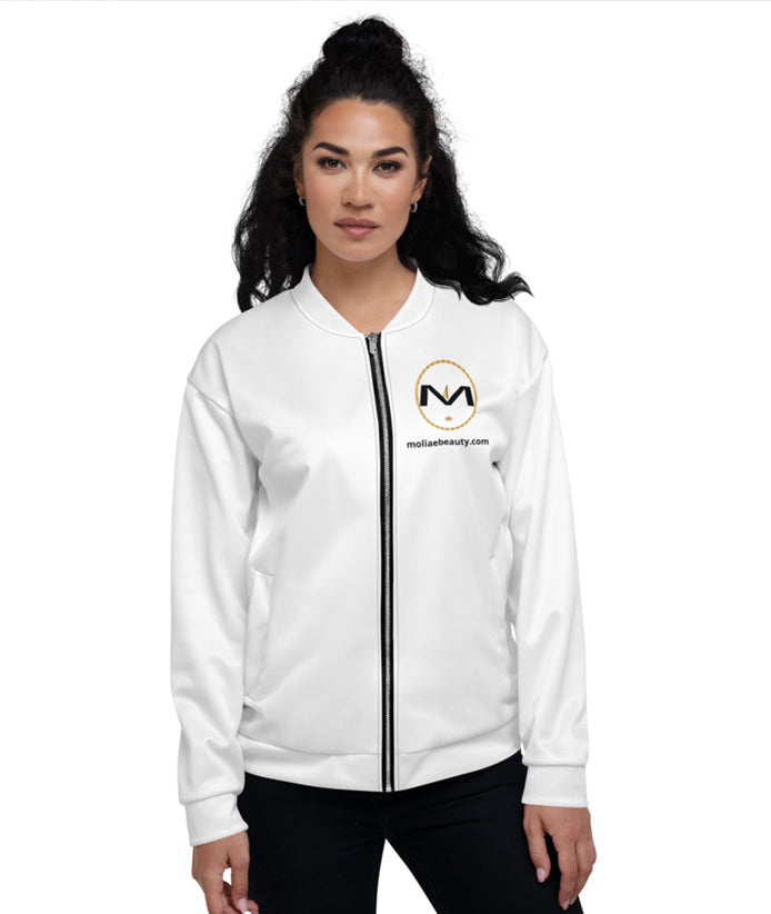 ⭐Unisex MOLIAE Beauty Bomber Jacket