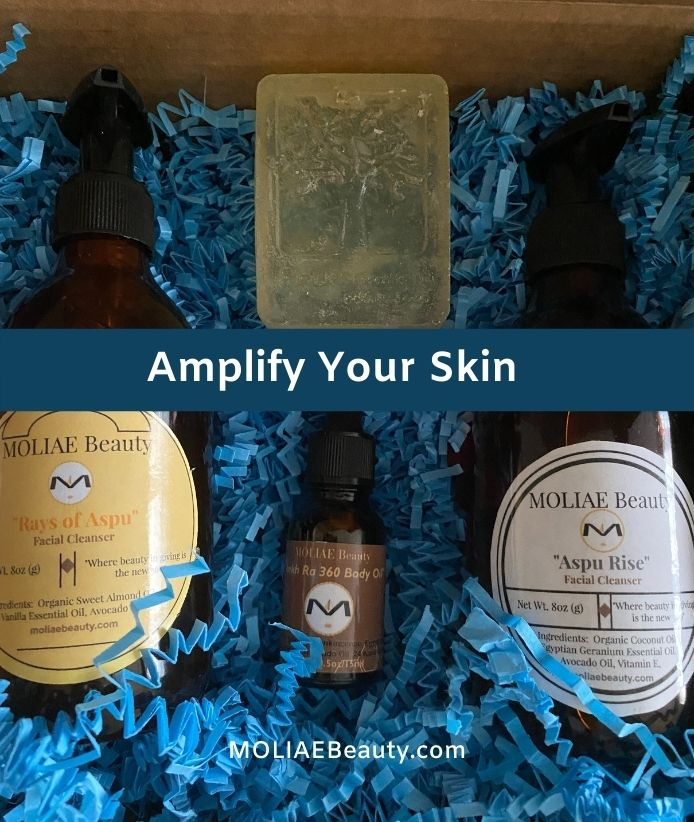 "⭐  MOLIAE Beauty Gift Box Kit ""Aspu & Pyra"" $79.95"