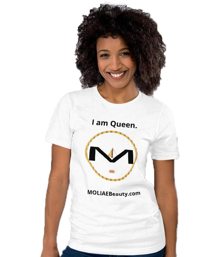 "⭐MOLIAE Beauty ""I am Queen"" Tshirt"
