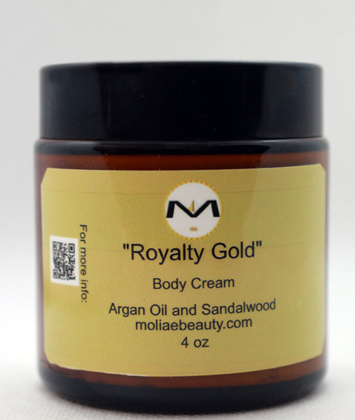 ⭐  Royalty Gold ∞ Whipped Body Cream