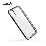 Iphone XS MAX - Funda ULTRA Protectora - MOUS - Transparente