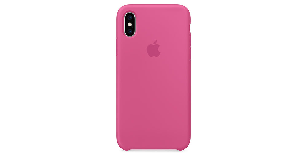 SILICONE CASE IPHONE X/XS