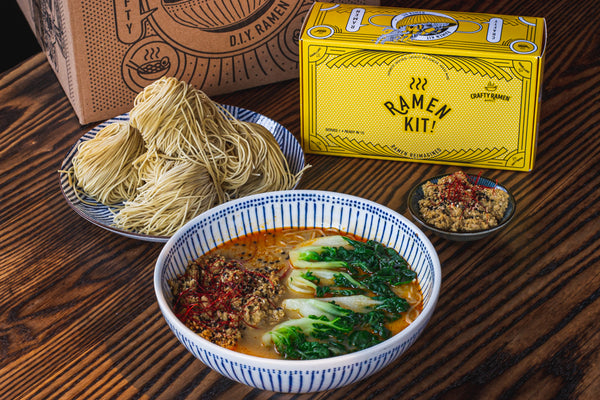 Crafty Ramen Chicken TanTan DIY Kit
