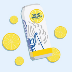 Steamwhistle Lemon Shandy (HST exc. Deposit inc.)