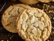 Peanut Butter Cookies - Pack of 6