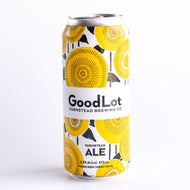Goodlot Farmstead Ale (HST exc. Deposit inc.)