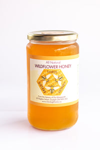 Three Sisters Honey