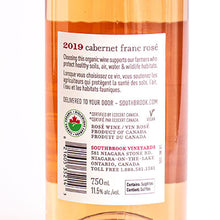 Load image into Gallery viewer, 2019 Trimphe Cabernet Franc Rose Organic (HST exc. Deposit inc.)