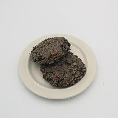 Black Bean Burgers - pack of 4 (Container deposit included)