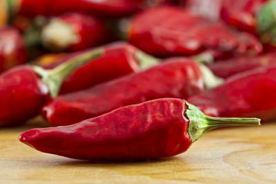 Peppers, Hot: Cayenne - seeds
