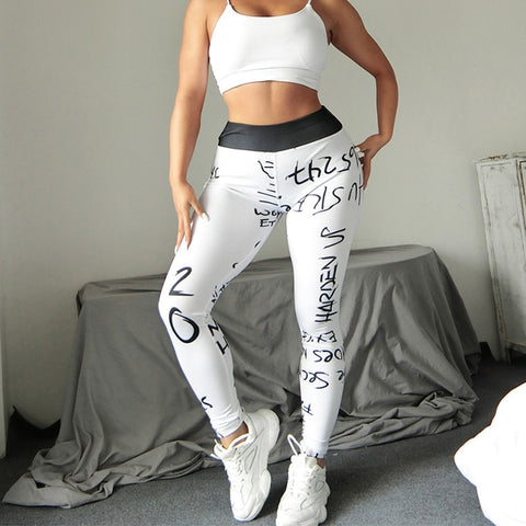 Stylish Push Up Leggings