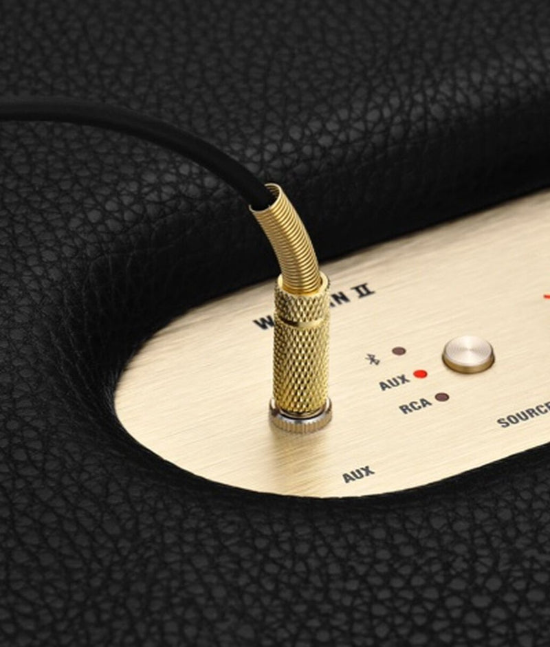 Marshall Aux Cable Black - For Speaker