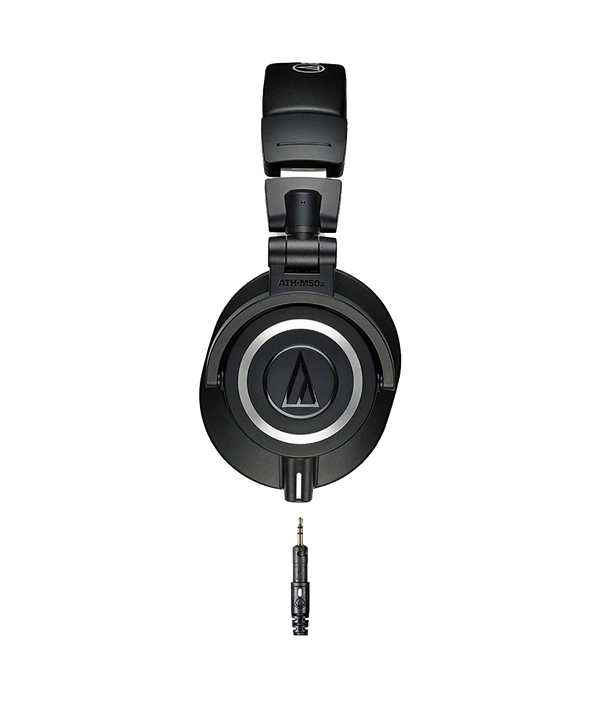 Audio Technica BLACK M50X Black - Headphone