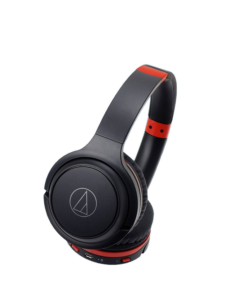 Audio Technica BRD(AP) S200BT BRD (Black/Red)