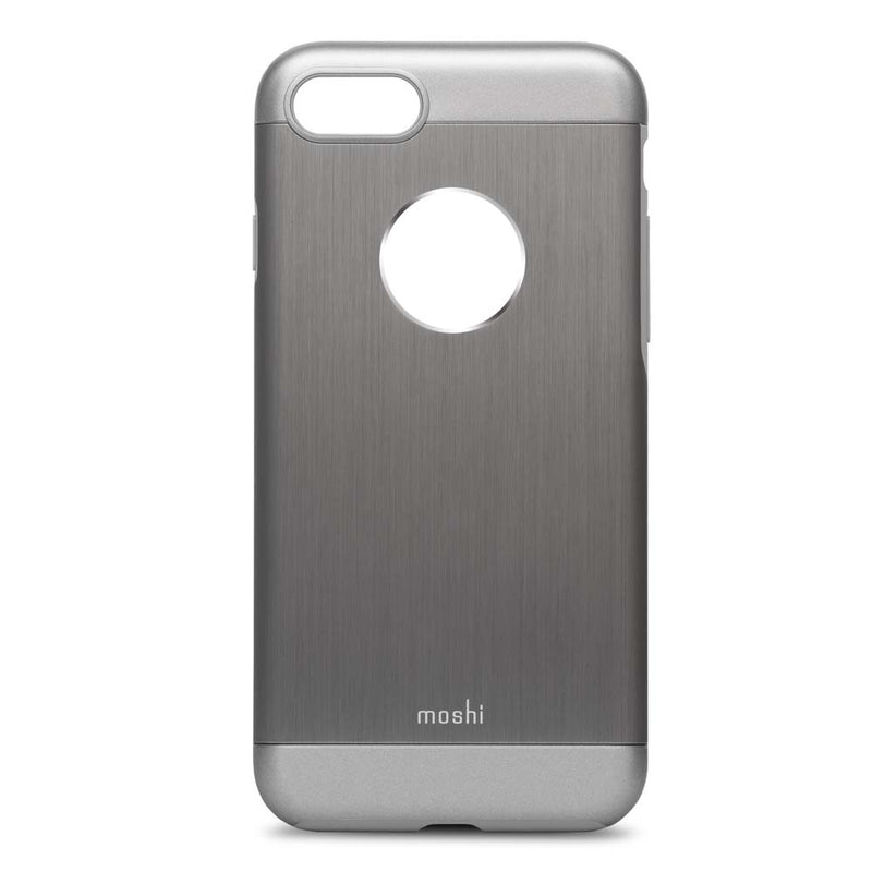 Moshi iPhone 7 iGlaze Armour - Gunmetal Gray