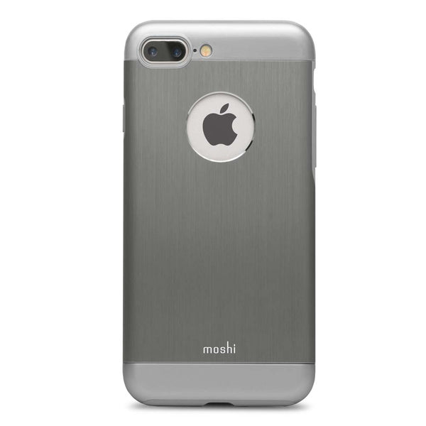 Moshi 7 Plus iGlaze Armour - Gunmetal Gray