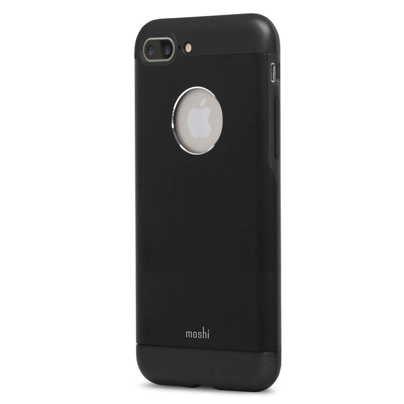 Moshi 7 Plus iGlaze Armour - Onyx Black