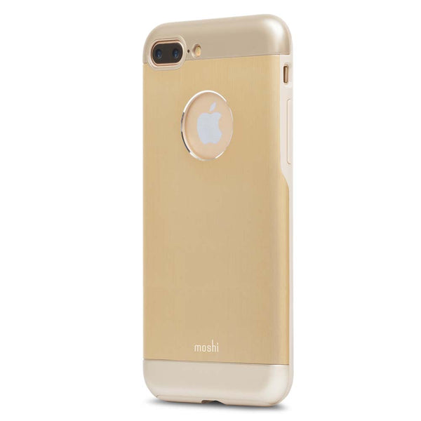 Moshi 7 Plus iGlaze Armour - Satin Gold