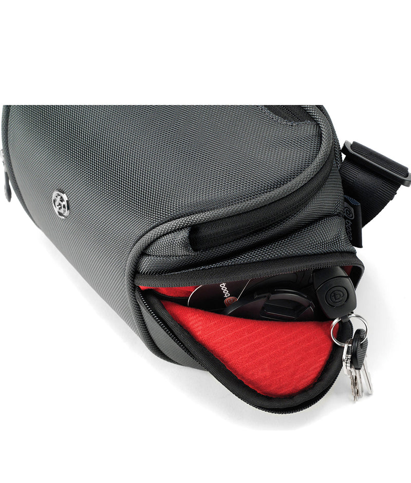 Booq Bag Python Mirorless - Gray/Red