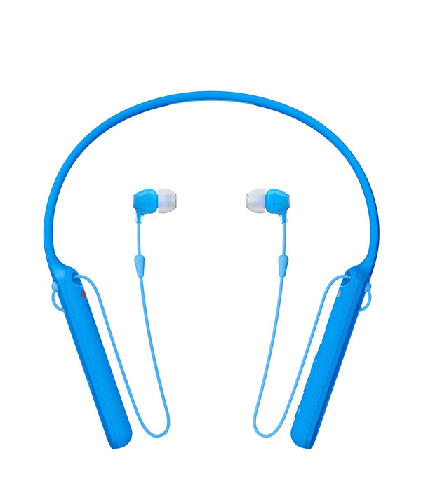 Sony WI-C400 WIRELESS IN-EAR HEADPHONES Blue