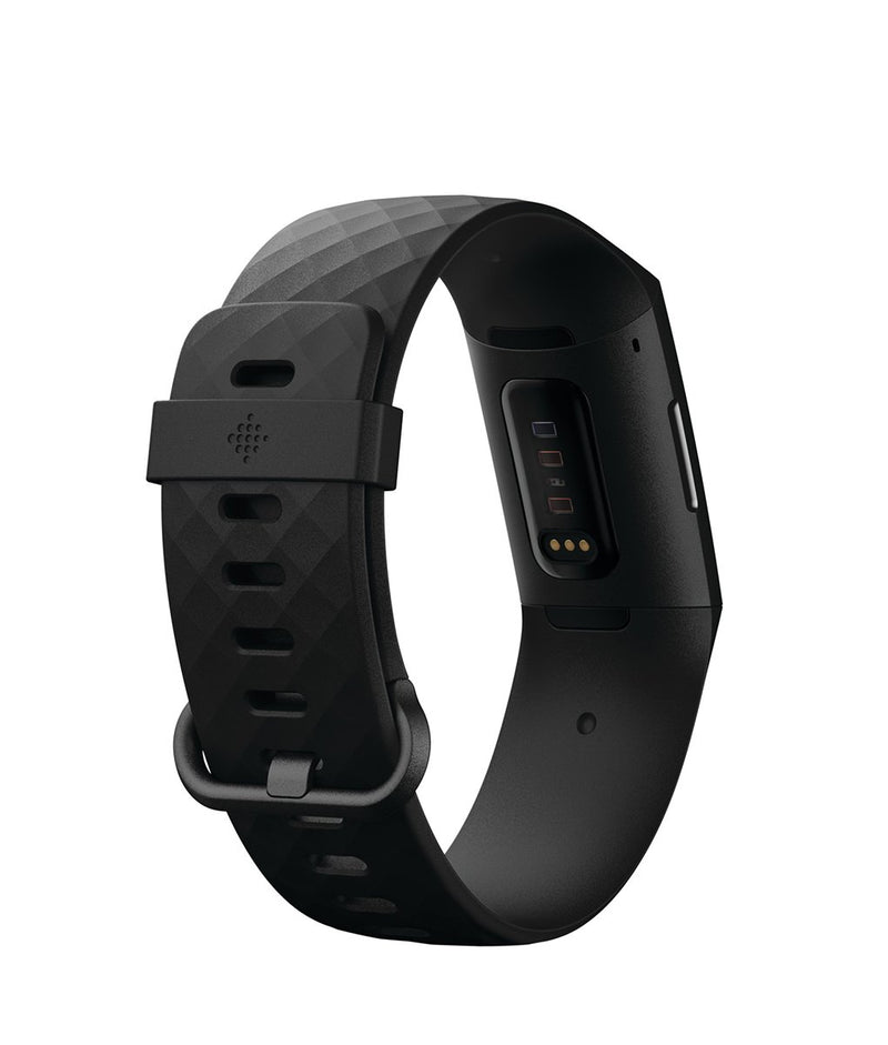 Fitbit Charge 4 Black/Black (IDN)
