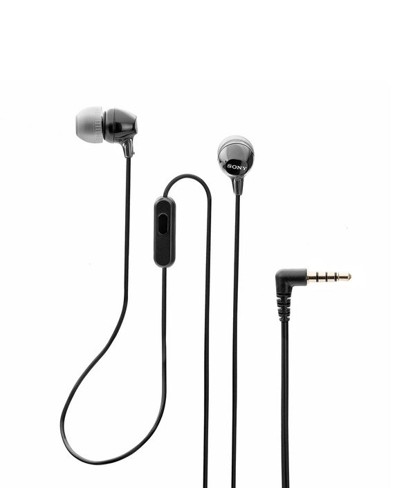 SONY EX15AP In-ear Headphone Black